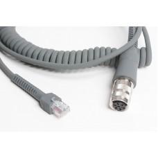 Кабель USB промышленный / клавиатура (6-pin) сканера LS34XX для подключения к терминалу VC5090 |  PN: 25-71918-01R/CBL-71918-11R,25-71918-01R
