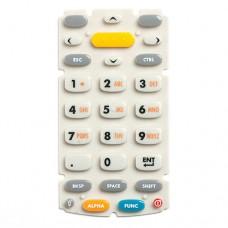 Клавиатура резиновая часть 28 клав.    PN: