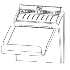 Отрезчик этикеток в сборе (Kit Cutter Option) |  PN: P1058930-049/P1058930-089