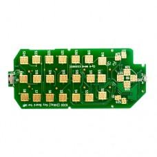 Плата клавиатуры 24 клавиши |  PN: