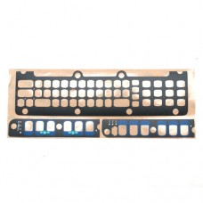 Наклейка на клавиатуру (6-key, 7-key and 51-key keypads) |  PN: