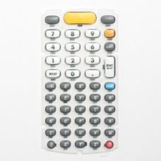 Клавиатура резиновая часть 48 клав.    PN:
