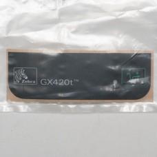 Наклейка на пенель управления (Nameplate, GK420t) |  PN: 105934-061 / P1067988-007