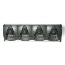 Зарядное устройство четырехслотовое |  PN: CHS9000-4001C
