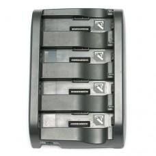 Зарядное устройство четырехслотовое  для аккумуляторов |  PN: SAC4000-4000CR
