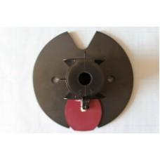 Намотчик этикеток в сборе с отделителем и пр. (набор для перекомплектации) (Kit Option Media Rewind & Peel unit in one kit) |  PN: 79835