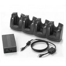 Зарядное устройство четырехслотовое (комплект с блоком питания) |  PN: CRD3000-401CES