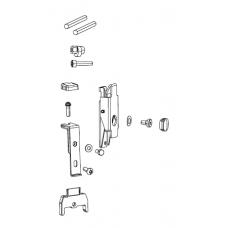 Фиксатор механизма прижима термоголовки (Kit Print Mechanism Latch) |  PN: 79819M