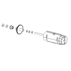 Шпиндель намотки риббона (Kit Ribbon Take Up Spindle ZT410) |  PN: P1058930-045