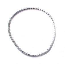 Ремень приводной шагового двигателя зубчатый (Belt, 63T, 4MMW, PU/Kevlar (Stepper Motor Belt)) |  PN: 105912G-569