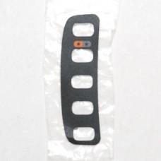 Наклейка на клавиатуру, 5 клав. (3 TAB) серый контур P3 |  PN: